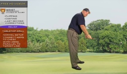 The Secret to an Injury Free Golf Swing