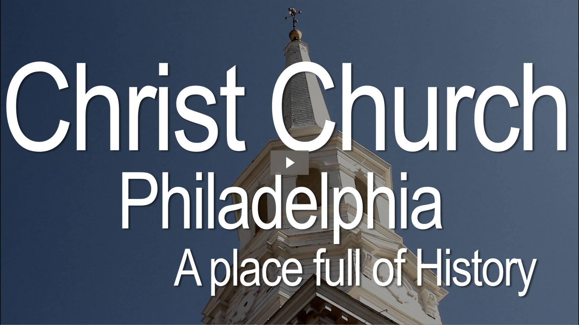 Transforming Churches - Christ Church Philadelphia