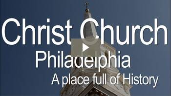 Transforming Churches - Christ Church Philadelphia