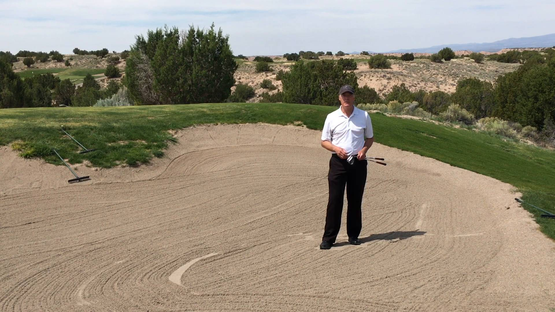 Become a Great Sand Player by Jeff Mitchell