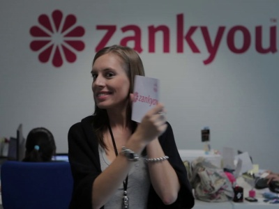 Einblick bei Zankyou...Das sind wir!