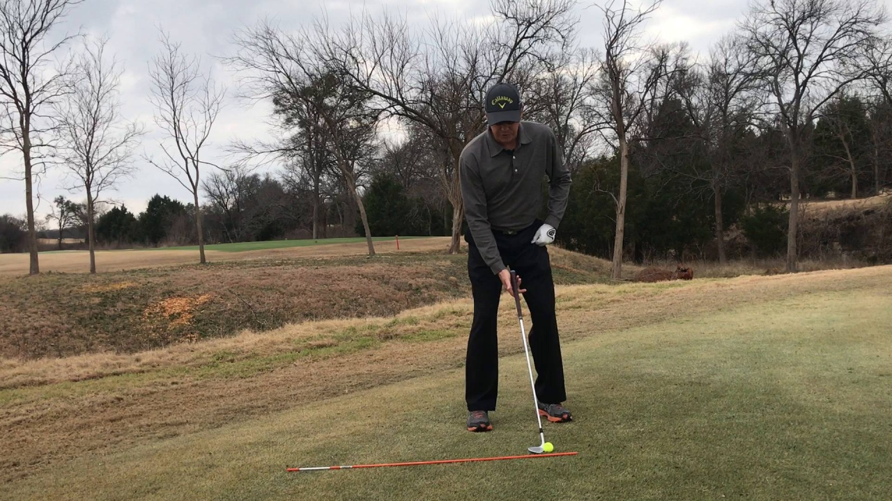 How to Simplify the Flop Shot