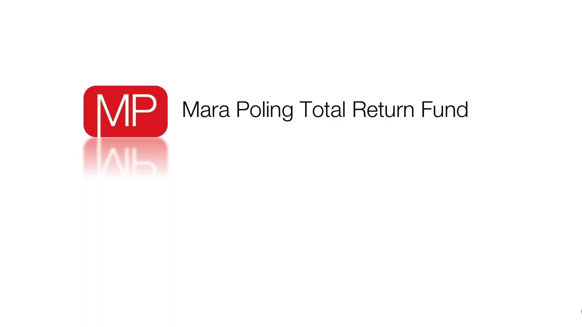 Investment Video - Mara Poling Total Return Fund (2018)