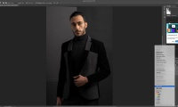 Thumbnail for Retouching / Commercial Portrait-Background Cleanup