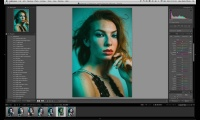 Thumbnail for Gelled Beauty / Lightroom Colors
