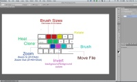 Thumbnail for Retouching Prerequisites / Keyboard Short Cuts