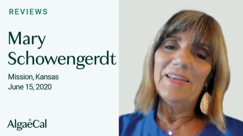 Testimonial thumbnail portrait of Mary Schowengerdt