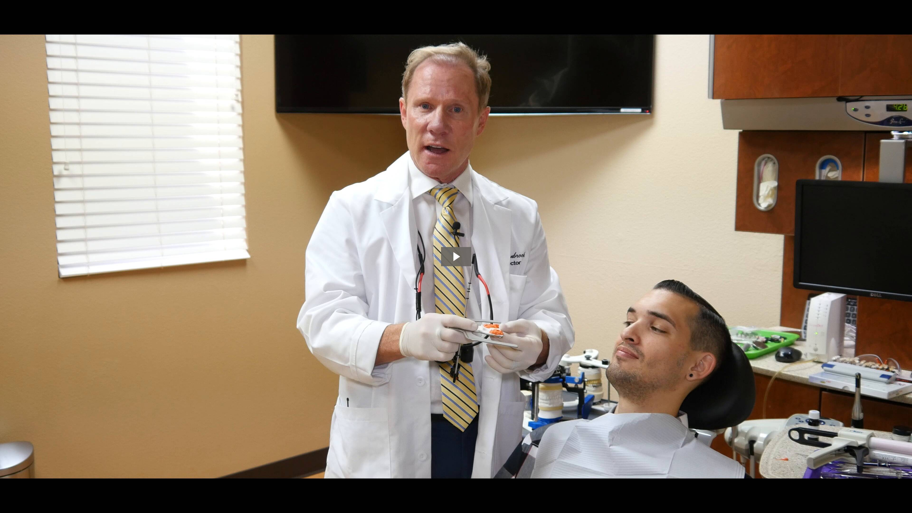 Simplify your next comprehensive treatment case with Keating's 4K Ultra HD Part 3 - Facebow Ordeal Kois Dento Facial Analyzer video series.