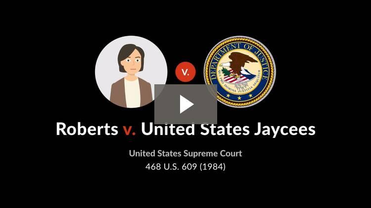 Roberts v. United States Jaycees