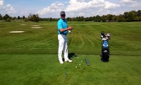 Shaft Over Shaft Drill to Help Develop Better Swing Path