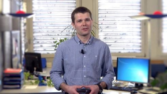 Denis Kurapov (Project Manager, R&D Tools Coating, Surface Solutions Segment)