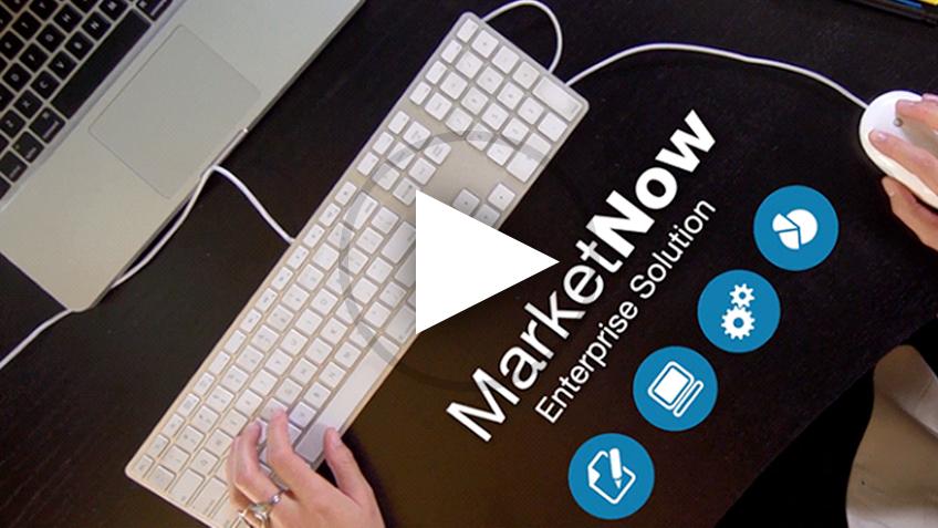 MarketNow Enterprise solution