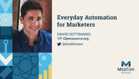 Everyday Automation for Marketers
