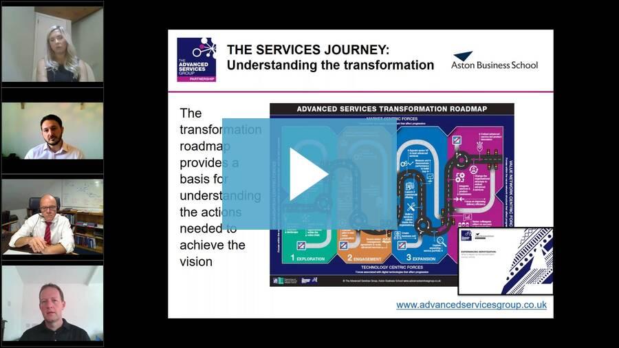 Servitization Workshop - Accelerating Innovation