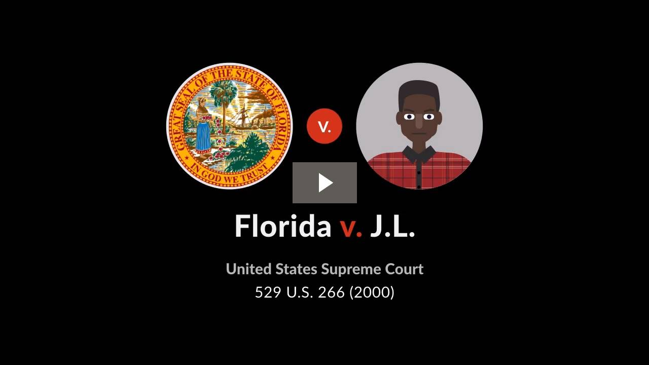 Florida v. J.L.