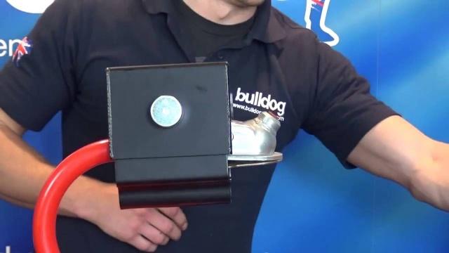 Bulldog DM Mini Hitch Lock