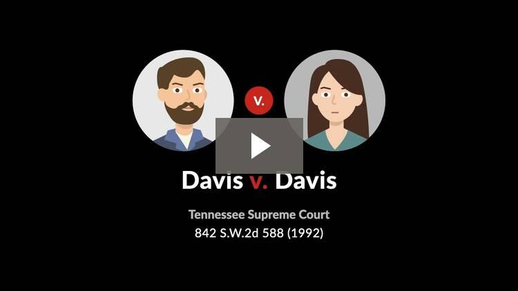Davis v. Davis