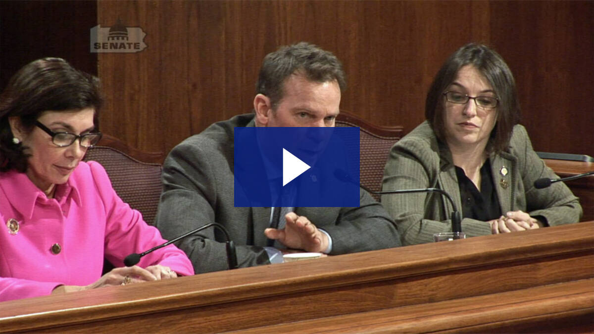 2/21/19 – Budget Hearing Q&A: PEMA / Office of Fire Commissioner