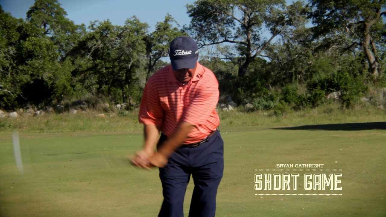 Short Game: Short Game Routine