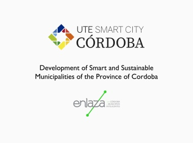 ENLAZA - Smart and Sustainable Municipalities of the Province of Cordoba