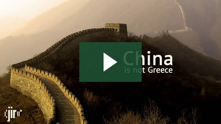 Quick Clip - China is not Greece