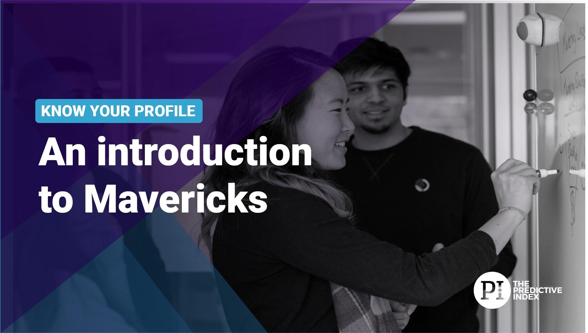 Introducing the Maverick
