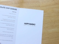Video: Happy Cooking Cards | Detachable Recipe Birthday Cards