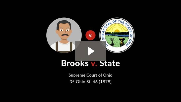 Brooks v. State