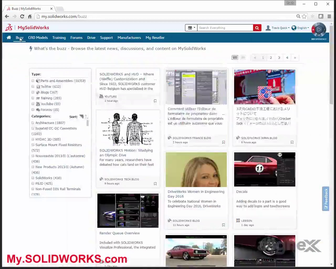 Top 5 Training Videos on My.SOLIDWORKS.com [VIDEO]