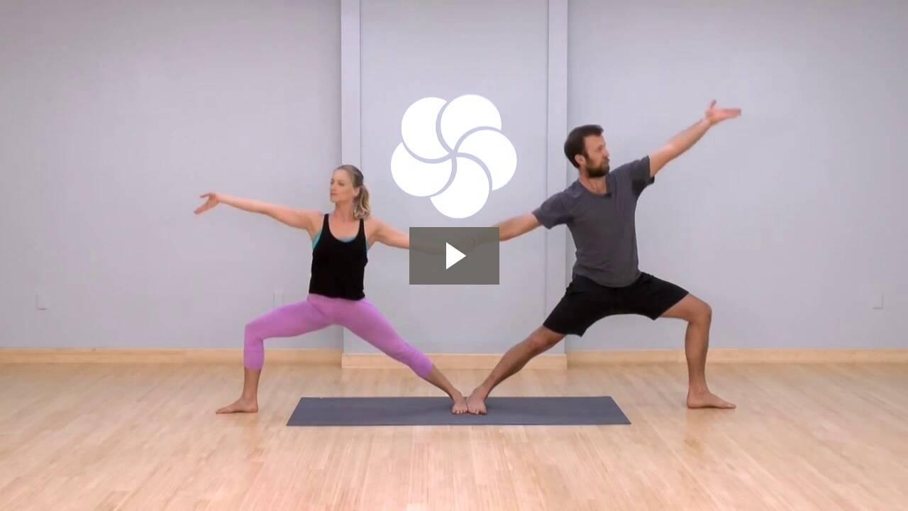 Partner Yoga - Ein gemeinsames Erlebnis | ASANAYOGA.DE