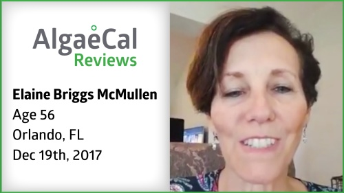 Testimonial thumbnail portrait of Elaine Briggs McMullen