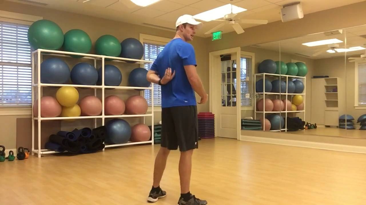 Swing Non-Dominant Side of Body for More Power