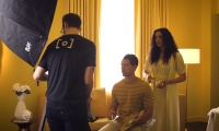 Thumbnail for The Yellow Room / On Location-Photoshoot