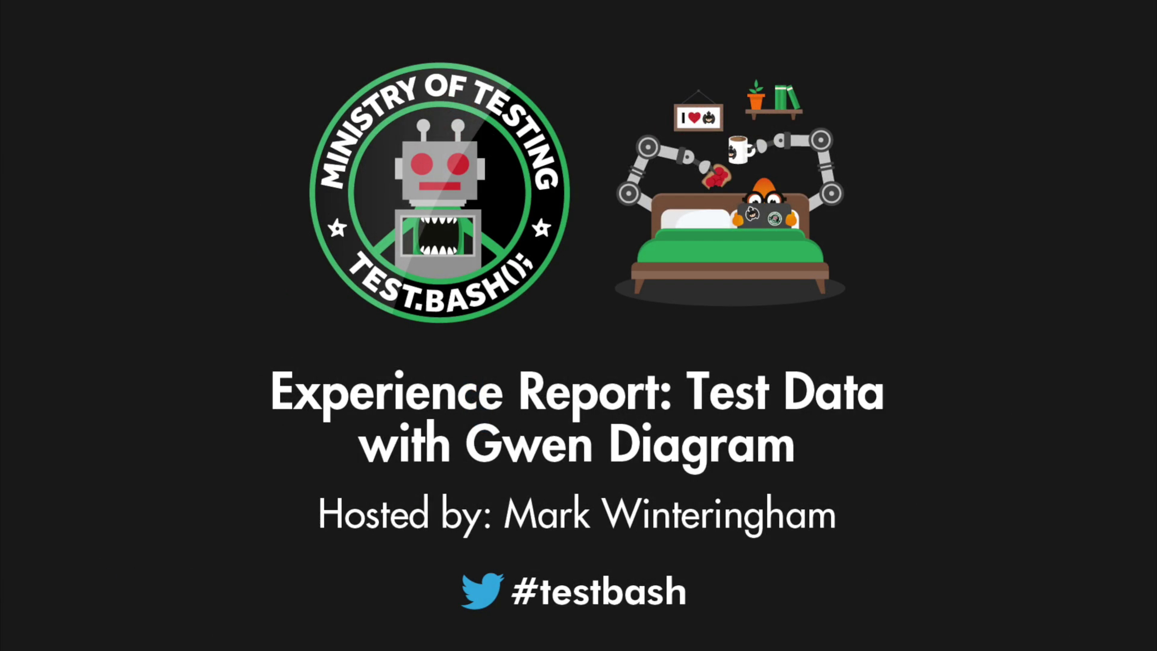 Experience Report: Data Testing - Gwen Diagram