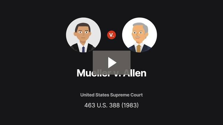 Mueller v. Allen