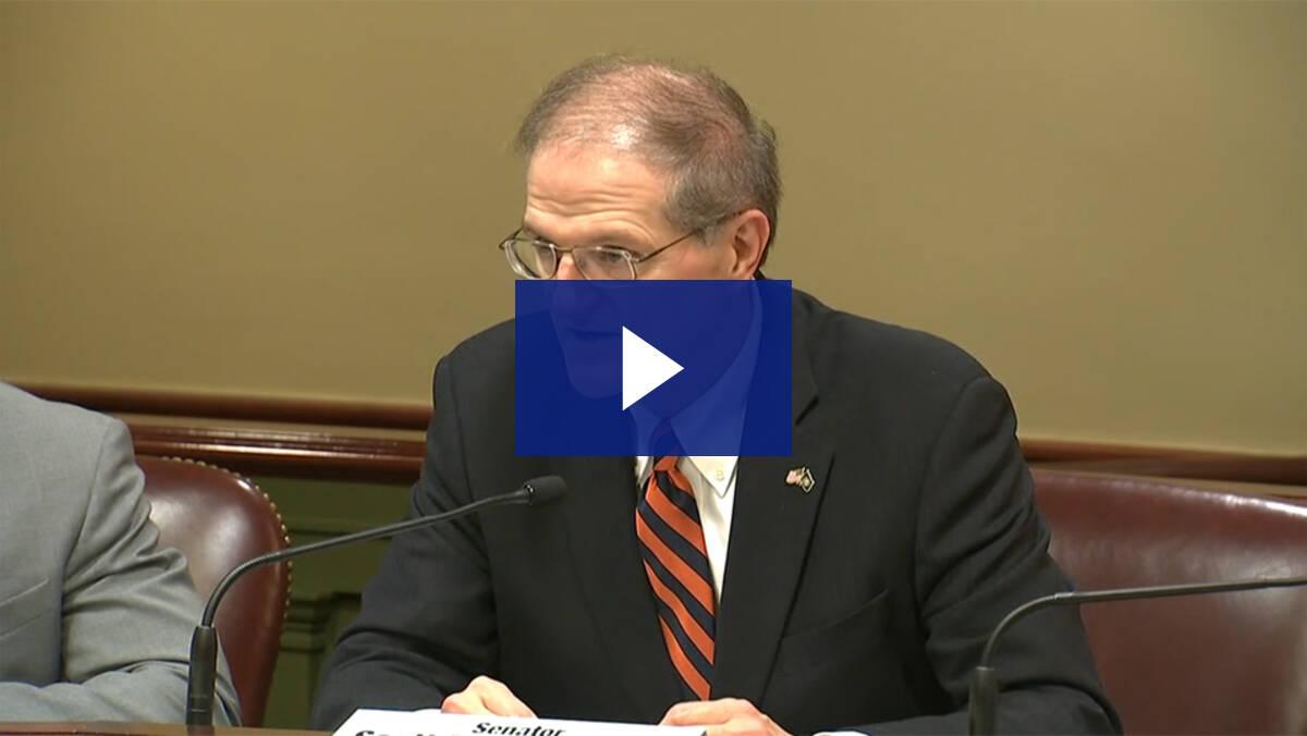 6/18/19 – Consideration of Bills