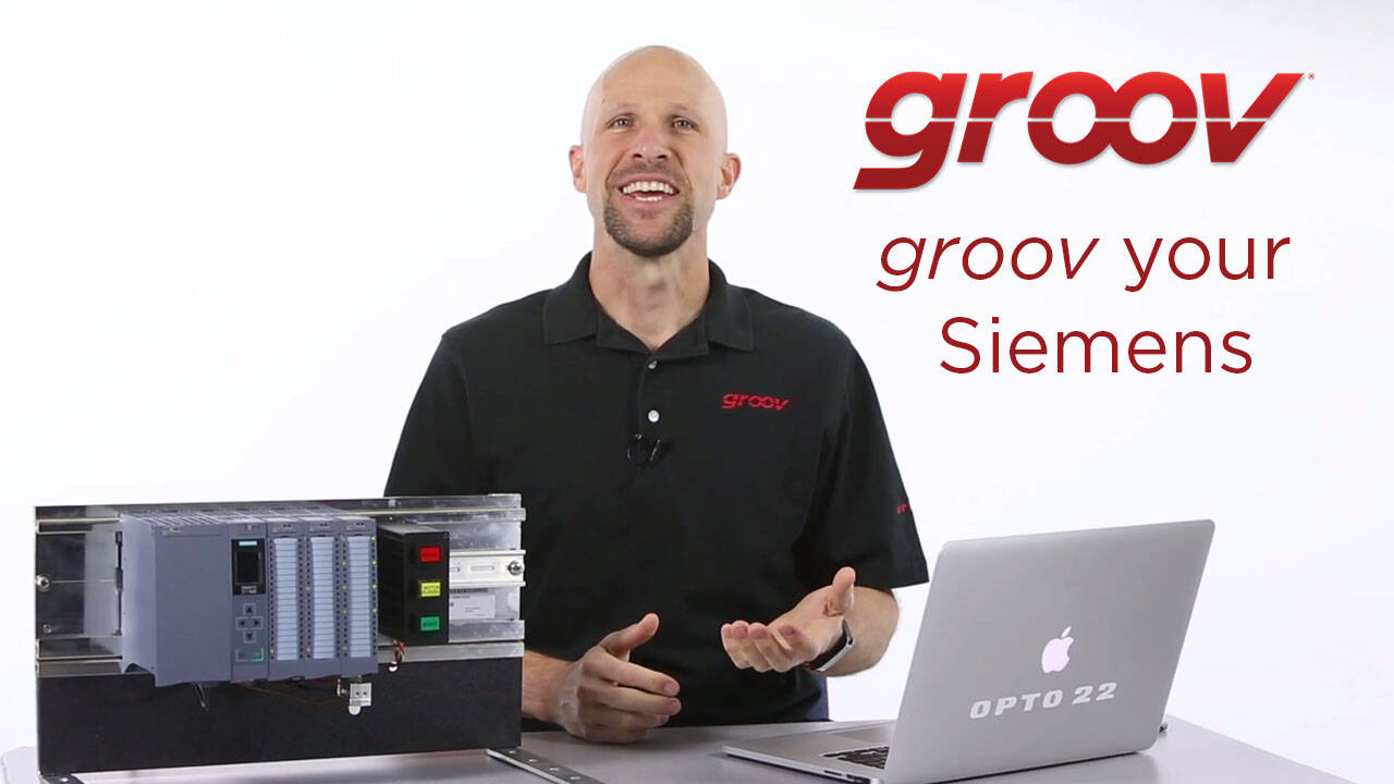 groov your Siemens system