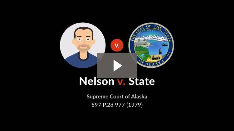 Nelson v. State