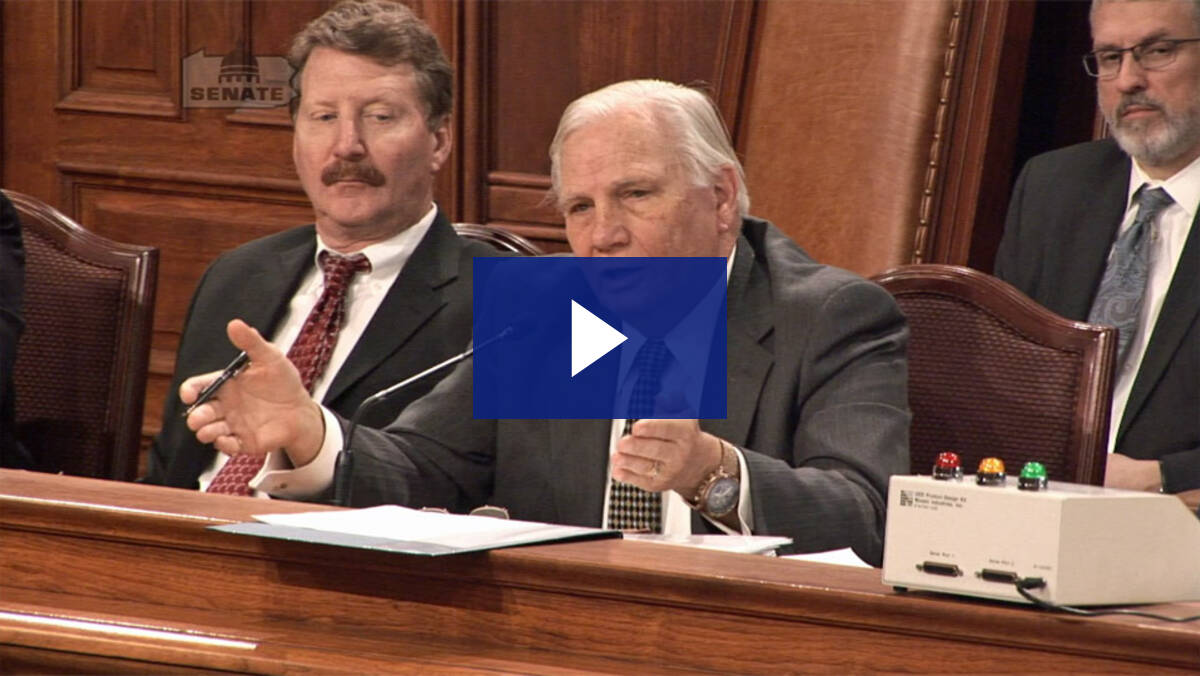 2/21/19 – Budget Hearing Q&A: PA State Police