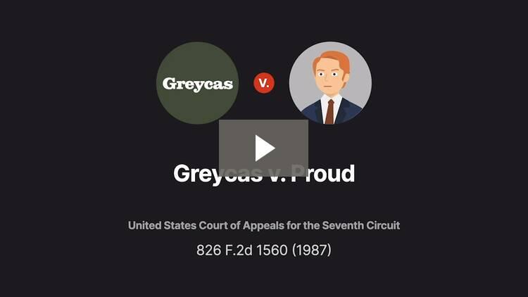 Greycas, Inc. v. Proud