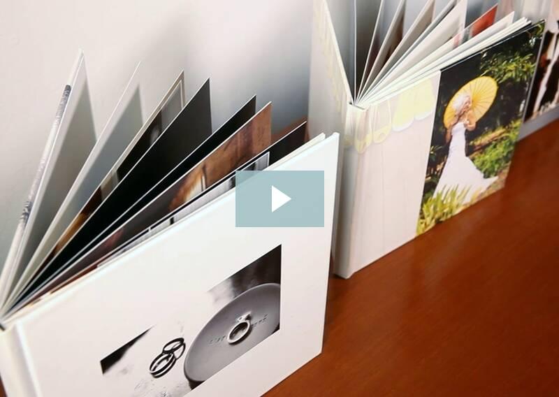 lake hybrid photo albums