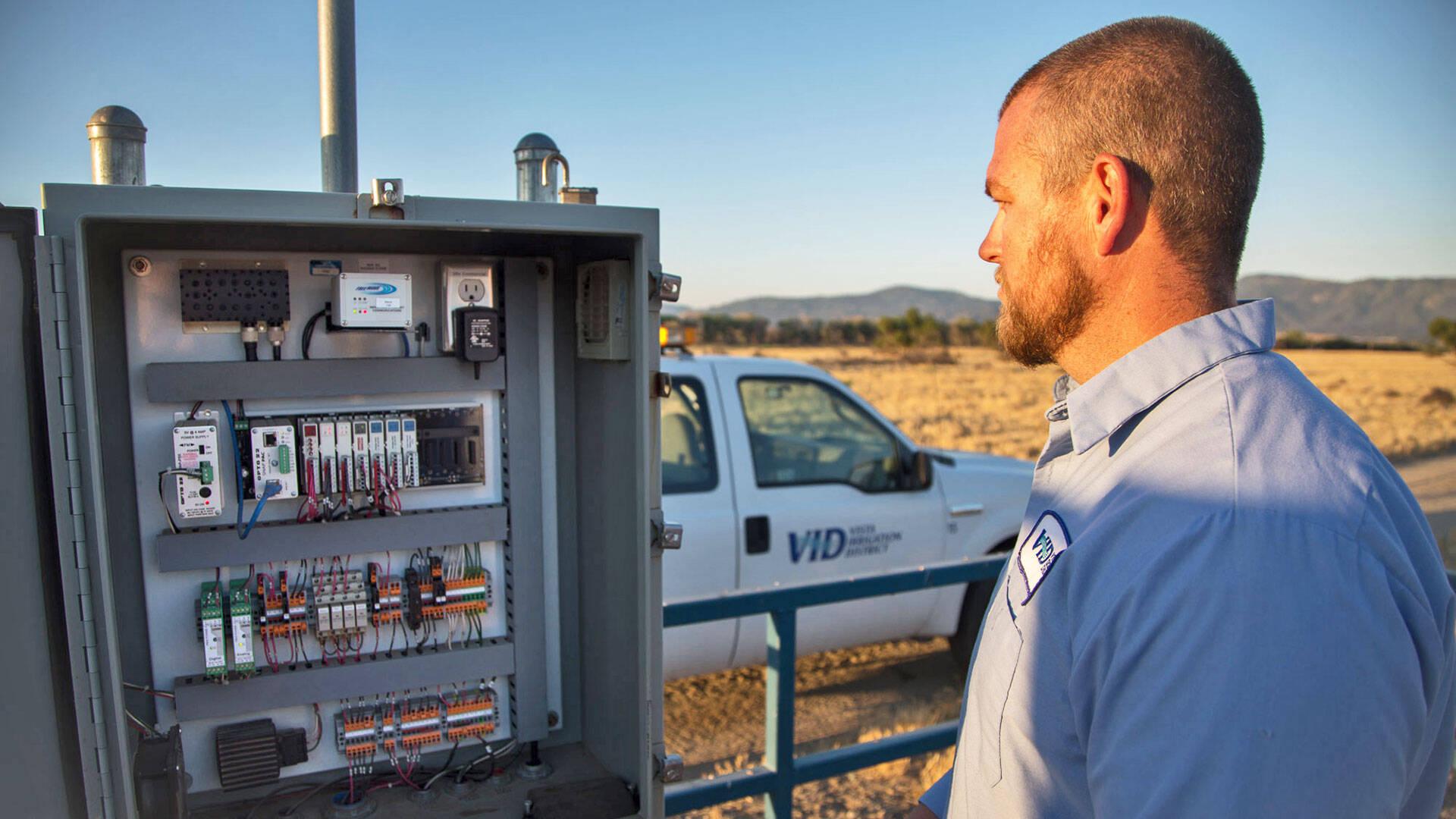 Vista Irrigation District Case Study