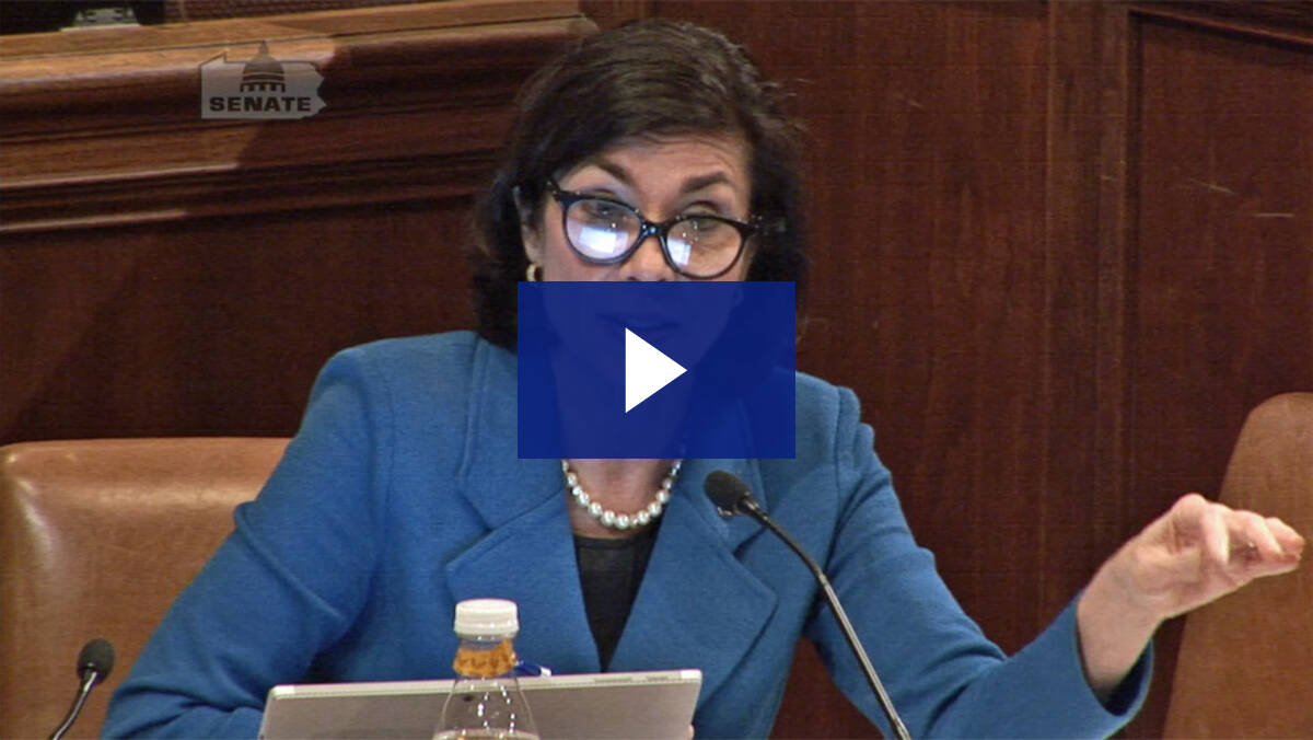 2/19/19 – Budget Hearing Q&A: Independent Fiscal Office