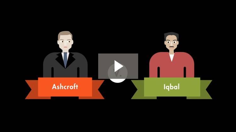 Ashcroft v. Iqbal