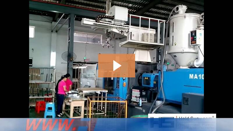 11 Sets 800t-1300t Large Injection Machines Video