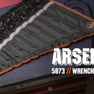 Ergodyne Product Video - Arsenal<sup>®</sup> 5873 Polyester Wrench Roll Up