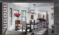 Thumbnail for Retouching / Dining Room-Photoshop Compositing