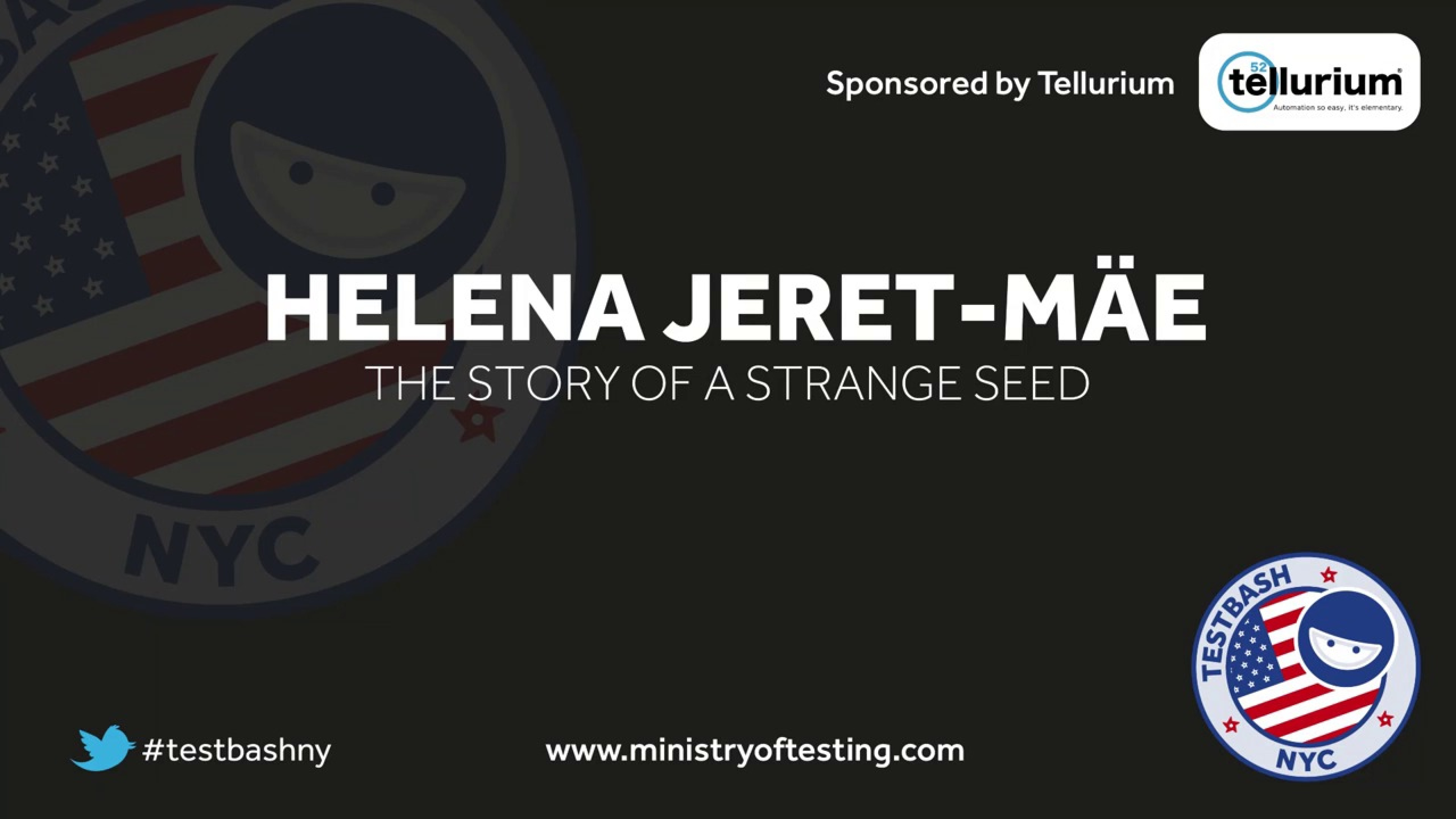 The Story of a Strange Seed – Helena Jeret-Mäe