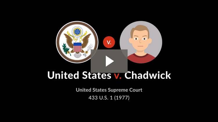 United States v. Chadwick