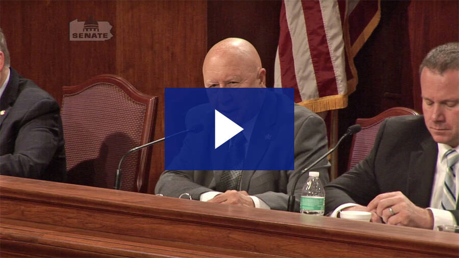 2/20/18 - Budget Hearing Q&A: Independent Fiscal Office